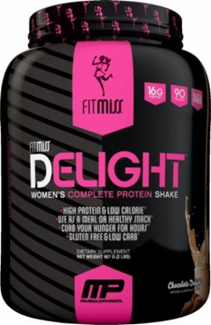 Снимка на MusclePharm FitMiss Delight