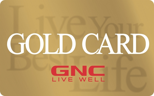 Picture of GNC Gold Card / Златна карта