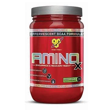Снимка на BSN Amino X – Green Apple/ БиЕсЕн Амино Екс- Повече издръжливост и възстановяване на мускулите