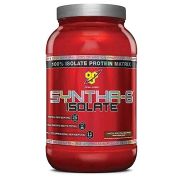 Снимка на BSN Syntha-6 Isolate – Chocolate Milkshake / БиЕсЕн Синта-6 Изолат Млечен Милкшейк