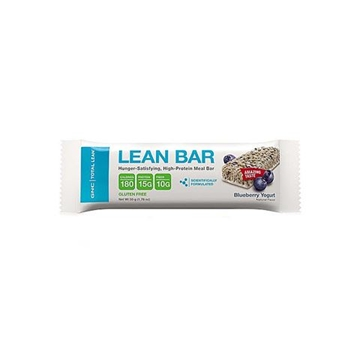 Снимка на GNC Total Lean Lean Bar - Blueberry Yogurt / Тотал Лийн Бар