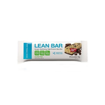 Снимка на GNC Total Lean Lean Bar - Chocolate Chip/ Тотал Лийн бар