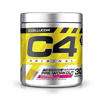 Снимка на Cellucor® C4® Original- Watermelon/ Селукор С4 Ориджинал- Взрив от енергия и максимум ефект от тренировката