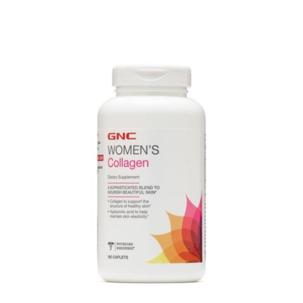 Picture of GNC Women`s Collagen 1 000 mg / Колаген 1 000 мг   -  За млада и стегната кожа