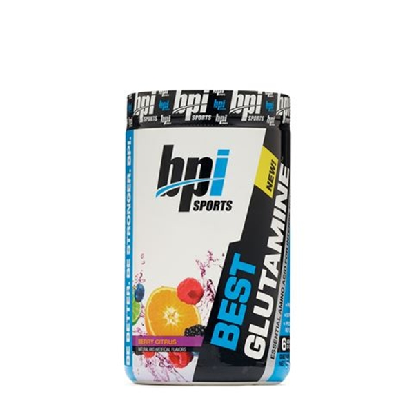 Picture of BPI Sports Best Glutamine - Berry Citrus/ Бест Глутамин- Градивен елемент на протеините