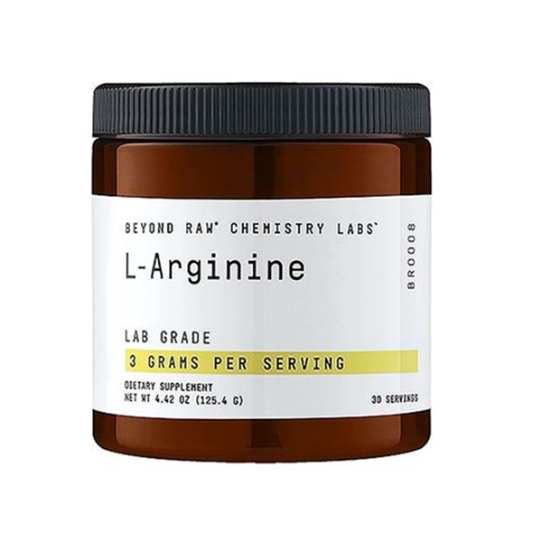 Picture of Beyond Raw® Chemistry Labs™ L-Arginine / Бионд Роу Кемистри Лабс Л- Аргинин