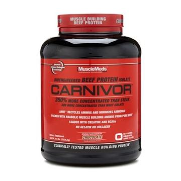 Снимка на MuscleMeds™ Carnivor™ - Chocolate / Мъсълмедс Карнивор - Телешки протеин за изграждане на мускулна маса