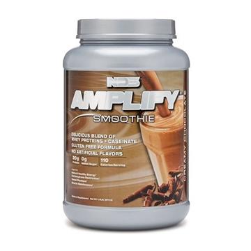 Снимка на NDS Amplify Smoothie- Creamy Chocolate / Амплифай Смуути - Вкусен бленд от суроватъчен протеин + казеинат