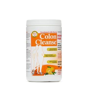 Снимка на Health Plus®  Colon Cleanse®- Orange  Flavor / Колон клинс орандж - Разтворими фибри извлечени от Хуск