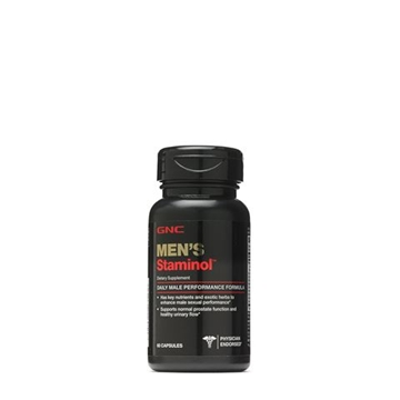 Снимка на GNC Men`s Staminol/ Стаминол- Формулата на сексуалния успех
