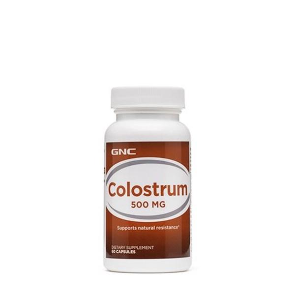 Picture of GNC Colostrum 500 mg/ Коластра 500 мг - Подкрепа на имунната защита на организма