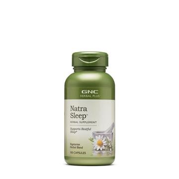 Снимка на GNC Herbal Plus Natra Sleep / Натра Слип - За дълбок и спокоен сън