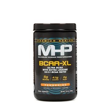 Снимка на MHP Premium Series BCAA-XL- Tangerine / Аминокиселини BCAA  XL- Ултра ВСАА с повече Л- Левцин и без кофеин