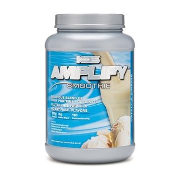 Снимка на NDS Amplify Smoothie- Vanilla Creme / Амплифай Смуути - Вкусен бленд от суроватъчен протеин + казеинат