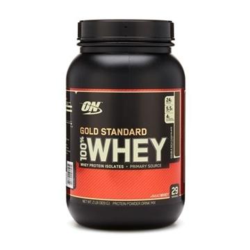 Снимка на Optimum Nutrition 100% Whey Gold Standard -Double Rich Chocolate/ Оптимум Нутришън Голд Стандарт 100 % Уей Протеин - Чист суроватъчен протеин с минимално съдържание на мазнини и въглехидрати