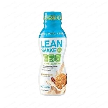 Снимка на GNC Total Lean Lean Shake 25 - Snickerdoodle/ Тотал Лийн Шейк- Готов за употреба протеинов шейк