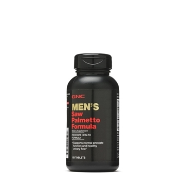 Снимка на GNC Men`s Saw Palmetto Formula/ Сао Палмето Формула- За здравето на простатата