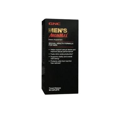 Снимка на GNC Men's Arginmax / Аргинмакс за мъже - Формула подпомагаща сексуалността при мъжа