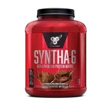 Снимка на BSN SYNTHA-6 - Chocolate milkshake/ Многофункционална ултрапремиум протеинова матрица