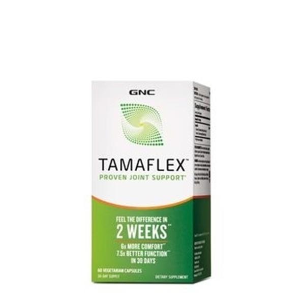 Picture of GNC Tamaflex / Тамафлекс- Мощна билокова смес,  намаляваща дискомфорта в ставите след упражнения и ежедневни дейности