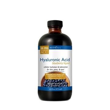 Снимка на Neocell Hyaluronic Acid Blueberry Liquid/ Хиалуронова киселина ликуид- Натурално средство против бръчки