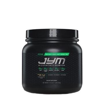 Снимка на JYM Pre JYM- Refreshing Melon/ Джим При- Предпренировъчен продукт за повече сила и издържливост