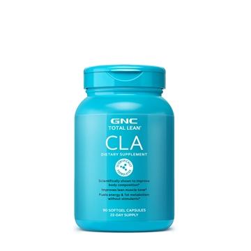 Снимка на GNC Total Lean™ CLA / КЛА - Конюгираната линолова киселина