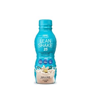 Снимка на GNC Total Lean®  Lean Shake™ 25 - Vanilla Bean/ Тотал Лийн Шейк- Готов за употреба протеинов шейк