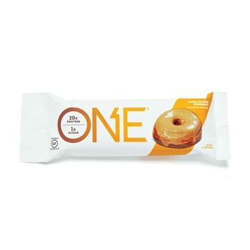 Снимка на One ®- One ®- Maple Glazed Doughnut / Протеинов бар - Удобен начин да си набавите протеин