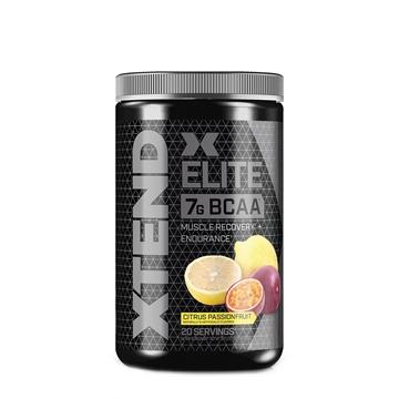 Снимка на Xtend® X™ Elite BCAA- Citrus Passionfruit/ Екстенд Елит ВСАА - Възстановяване на мускулите + издръжливост