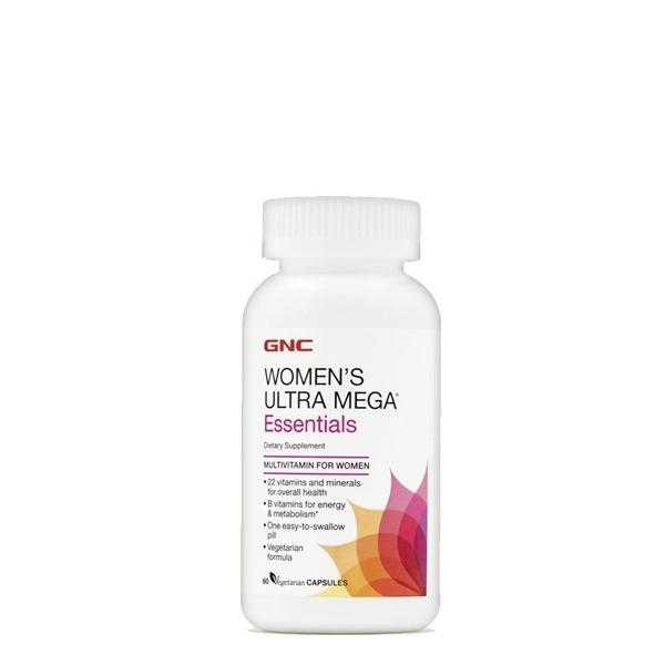 Picture of GNC Women`s Ultra Mega Essentials/Ултра Мега Есеншълс - Витамини и минерали за жени