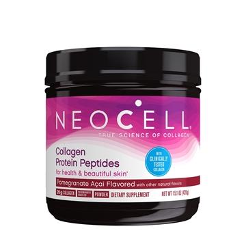 Снимка на Neocell™ Collagen Protein Peptides- Pomegranate & Acai / Колаген протеин пептиди прах