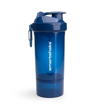 Снимка на Smartshake™ Original 2 Go Shaker Cup- Navy Blue/ Шейкър Смартшейк 20 oz- 600 ml