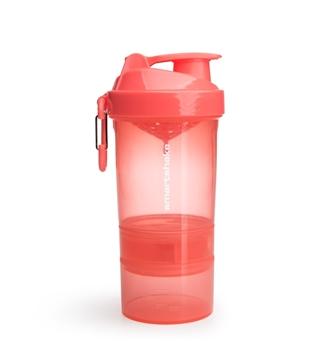 Снимка на Smartshake™ Original 2 Go Shaker Cup- Coral/ Шейкър Смартшейк 20 oz- 600 ml