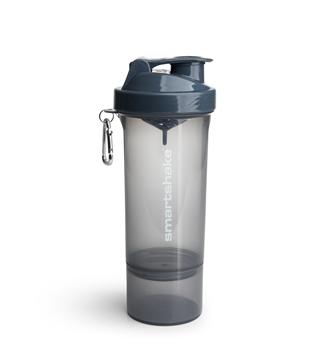 Снимка на Smartshake™ Slim  Shaker Cup- Grey/ Шейкър Смартшейк 17 oz- 500 ml