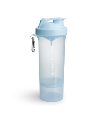Снимка на Smartshake™ Slim  Shaker Cup- Ice Blue( Light Blue)/ Шейкър Смартшейк 17 oz- 500 ml