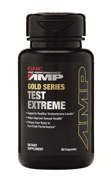 Снимка на GNC Pro Performance AMP Gold Series Test Extreme/ Тест Екстрийм - Тестостеронен бустер