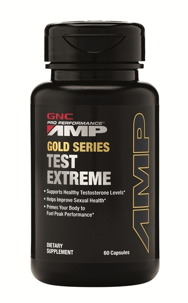 Picture of GNC Pro Performance AMP Gold Series Test Extreme/ Тест Екстрийм - Тестостеронен бустер