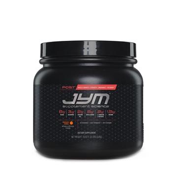 Снимка на Jym Post - Mandarin & Orange/ Джим Пост- Следтренировъчен продукт за мускулен растеж , сила и издръжливост, възстановяване