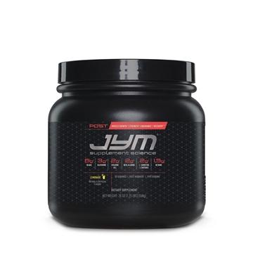 Снимка на Jym Post - Lemonade/ Джим Пост- Следтренировъчен продукт за мускулен растеж , сила и издръжливост, възстановяване