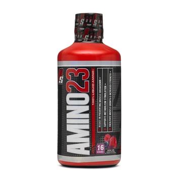 Снимка на PRO SUPPS Amino23 Liquid  - Berry/ Амино 23 Ликуид - Пълен спектър аминокиселини в течна форма