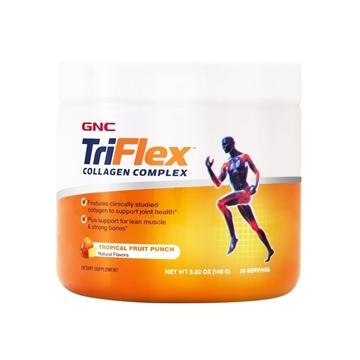 Снимка на GNC TriFlex™ Collagen Complex/ Трифлекс Колаген Комеплекс- Колаген Тип II за здрави и подвижни стави