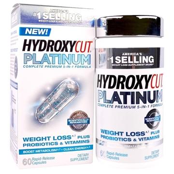 Снимка на Hydroxycut® Platinum/ Хидроксикът Платинум - Пълноценна формула за отслабване