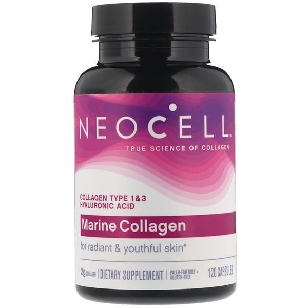 Picture of NeoCell™ Marine Collagen  Collagen Type 1&3+ Hyaluronic acid/ Рибен Колаген+ Хиалуронова киселина - Тайната на красотата и младостта