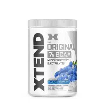Снимка на Xtend® X The Original BCAA- Blue Raspberry Ice/  Екстенд Х Ориджинъл BCAA - Комплекс от разклонено- верижни аминокиселини BCAA