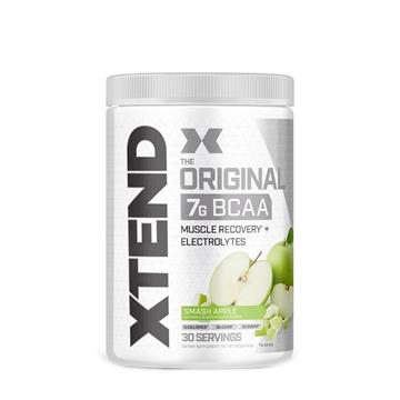 Снимка на Xtend® X The Original BCAA- Smash Apple/  Екстенд Х Ориджинъл BCAA - Комплекс от разклонено- верижни аминокиселини BCAA