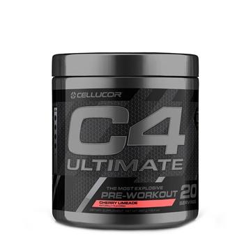 Снимка на Cellucor® C4 Ultimate Pre- Workout – Cherry limeade/ Селукор C4 Ултимейт- Пред- тренировъчен продукт- повече сила и продуктивност