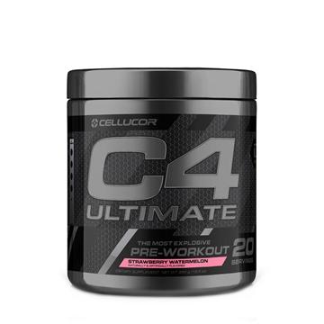 Снимка на Cellucor® C4 Ultimate Pre- Workout – Strawberry watermelon/ Селукор C4 Ултимейт- Пред- тренировъчен продукт- повече сила и продуктивност