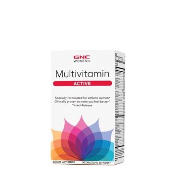 Снимка на GNC Women's Multivitamin Active/ Мултивитамини за жени Актив