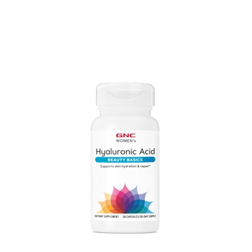 Снимка на GNC Women's Hyaluronic Acid/ Хиалуронова киселина- Натурално средство против бръчки